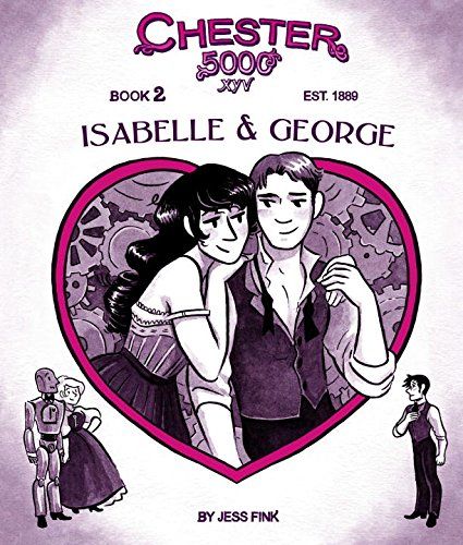Preisvergleich Produktbild Chester 5000-XYV,  Book 2: Isabelle & George
