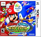 Mario & Sonic at the Rio 2016 Olympic Ga...