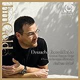 Chansons baroques allemandes de nauwach, albert, krieger, gorner, etc.