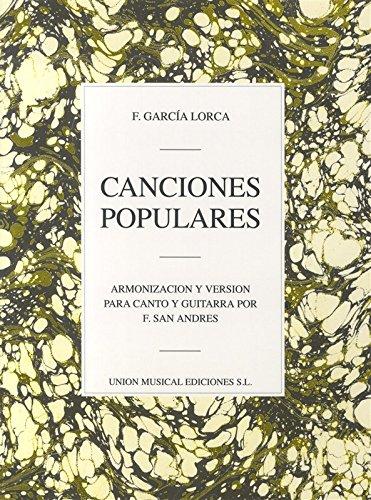 federoco-garcia-lorca-canciones-populares-partitions-pour-voix-guitare