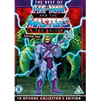 Best Of He-Man And The Masters Of The Universe: Season Two