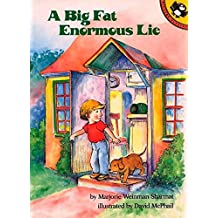 A Big Fat Enormous Lie (Picture Puffin Books)