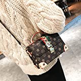 Damentasche Handtasche Schultertasche DESIGUAL Bols Unexpected Caracas Negro