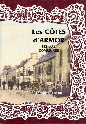 Les Côtes d'Armor, les 372 communes