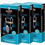 Caffè Molinari Espresso Kapseln DECAFFEINATO, geeignet für Nespresso-Maschinen, 3 x 10 Stück, 150 g