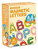 Tobar 21910Wooden Magnetic Letters