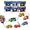 Induktive Auto Spielzeug, Samber Kinder Magie Folgen Schwarzen Line Induktive Spielzeug von Samber