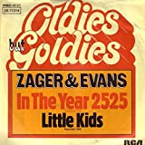 Zager & Evans - In The Year 2525 / Little Kids - RCA Victor - PPBO-4121, RCA - PPBO-4121