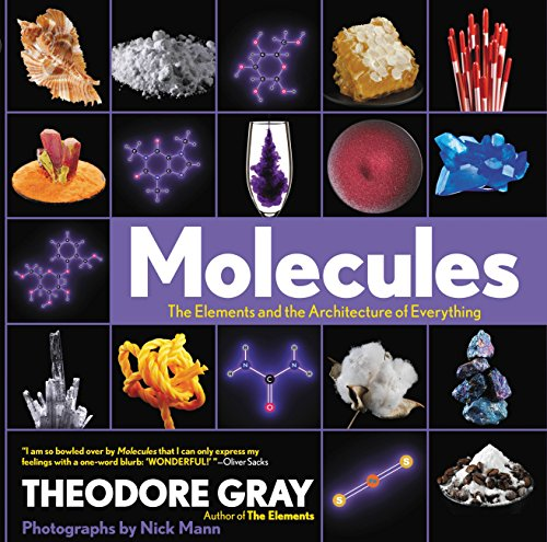 Molecules: The Elements and the Architecture of Everything (English Edition) por Theodore Gray