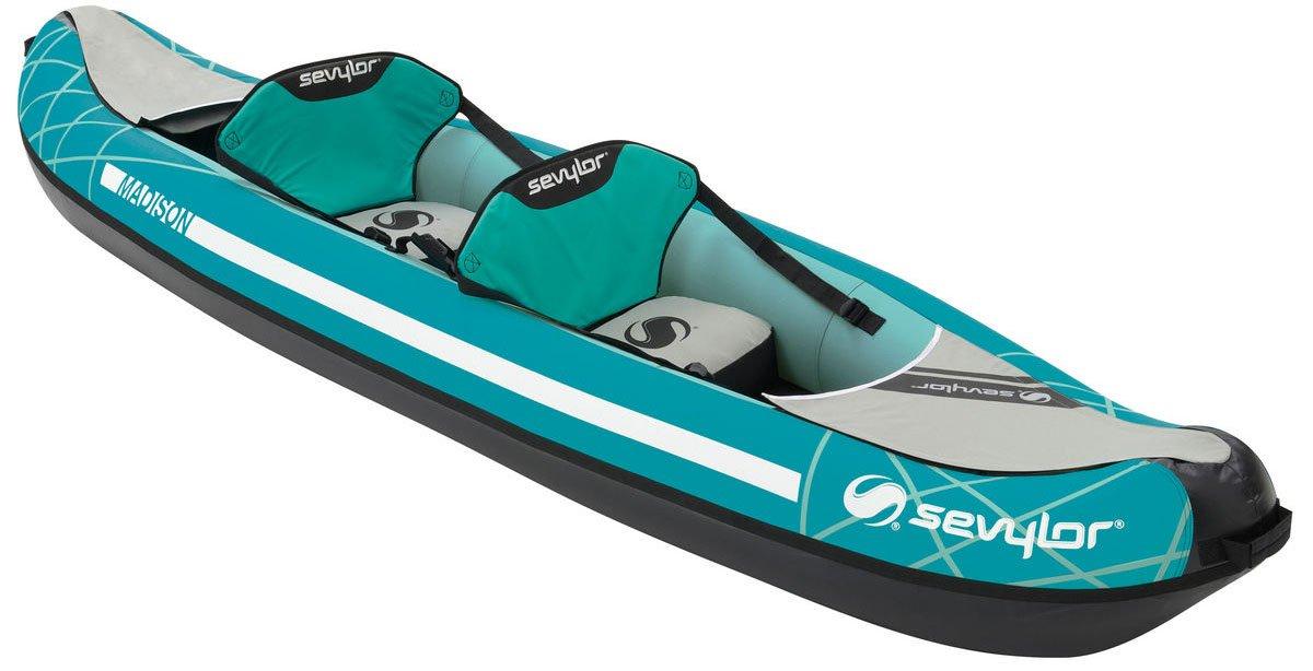"Sevylor Madisonâ""¢ Kayak Boats"