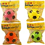Foam Football - Size 5 - Colours May...