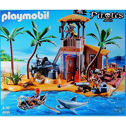 PLAYMOBIL 4899 Piratenbucht Spielzeug