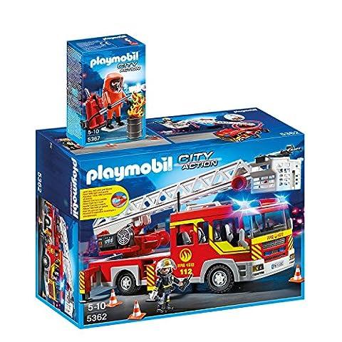 Playmobil City Action 2 pcs. Set 5362 5367 Fire Brigade
