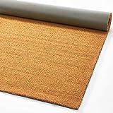 Felpudo de entrada eXtreme® con diseño de fibra de coco natural, 17mm de grosor, 12 tamaños disponibles, 40 x 60 cm