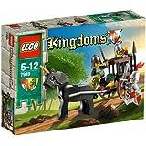 Lego Kingdoms 7949 - Befreiung aus der Gefängniskutsche