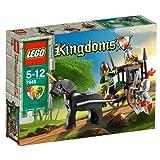 LEGO Kingdoms 7949 - Befreiung aus der Gefängniskutsche - LEGO