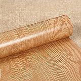 PVC auto-adhésif papier peint meubles rénovation autocollants décoratifs Boeing film armoire armoires porte imitation papier bois épaississement acheter trois en obtenir un gratuitement ( Color : A07 )