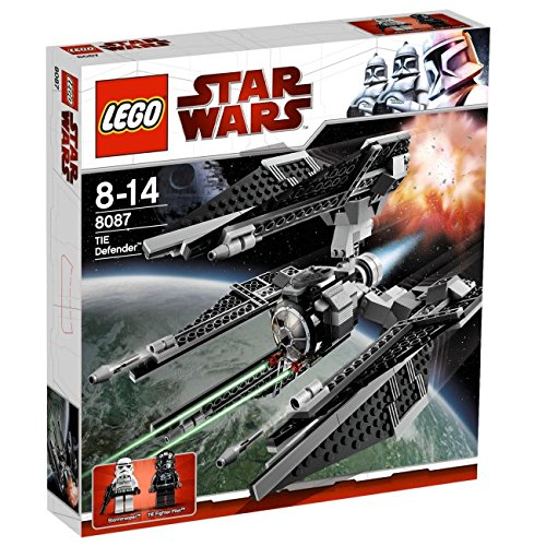LEGO Star Wars 8087 - TIE Defender - 2010 Legos Wars Star