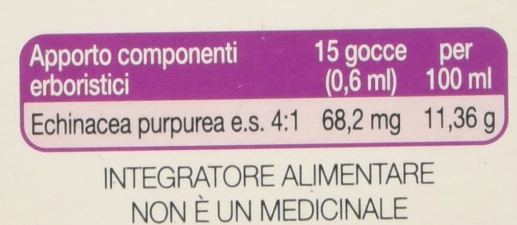 Echinaid Estratto Puro Analcolico - 50 ml 2 spesavip