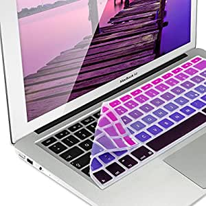 kwmobile tastaturschutz f r apple macbook air computer zubeh r. Black Bedroom Furniture Sets. Home Design Ideas
