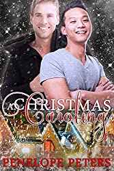 A Christmas Caroling: An Alpha/Omega Non-Shifter Mpreg Christmas Romance (English Edition)
