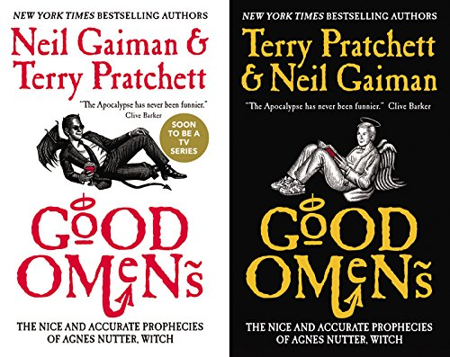 Good Omens: The Nice and Accurate Prophecies of Agnes Nutter, Witch (English Edition) por Neil Gaiman