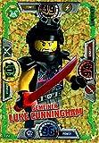 Blue Ocean Lego Ninjago Serie 3 GEMEINER Luke Cunningham LE23 Limitierte Gold Karte Auflage Trading Card Neu