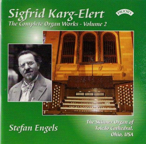 Karg-Elert Organ Works 2