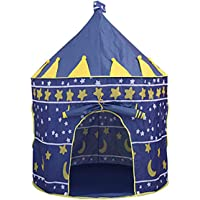 Zemic Hut Type Kids Toys Jumbo Size Play Tent House for Boys and Girls Age 1 Year to 12 Years 100 x 100 x 147 cm Pretend…