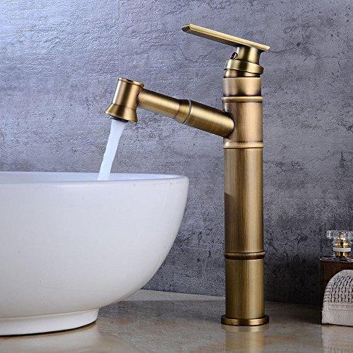 MulFaucet wasserhahn armatur hahn Wasserleitung Faucet Becken Badezimmer Erhöhung ausziehbares...