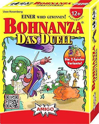 Preisvergleich Produktbild AMIGO 01658 Bohnanza Duell, Spiel