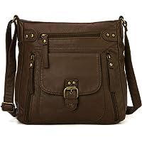 KL928 Tasche Damen Umhängetasche kleine Handtaschen Schultertasche Damentasche Damenhandtasche mittelgroß handtasche…