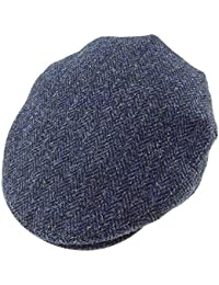 Amazon.co.uk  Blue - Flat Caps   Hats   Caps  Clothing d537246e0ff1