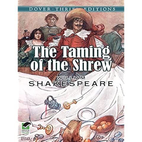 The Taming of the Shrew (Dover Thrift (Avon Marine)