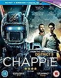 Chappie [Blu-ray] [Region Free]