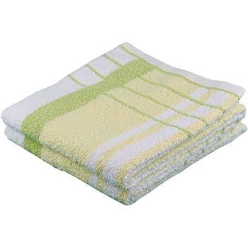 ABVERKAUF ! Handtuch HANDTUCH Serie 470g limone Streifen Design Duschtuch