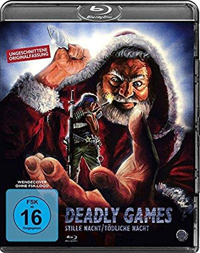 Bild von Deadly Games - Stille Nacht, tödliche Nacht [Blu-ray]