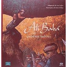 Ali Babá E Os Quarenta Ladrões (Em Portuguese do Brasil)