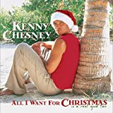 Songtexte von Kenny Chesney - All I Want for Christmas Is a Real Good Tan