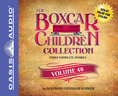 The Boxcar Children Collection, Volume 46: The Mystery of the Grinning Gargoyle, the Mystery of the Missing Pop Idol, the Mystery of the Stolen Dinosa (Boxcar Children Mysteries)
