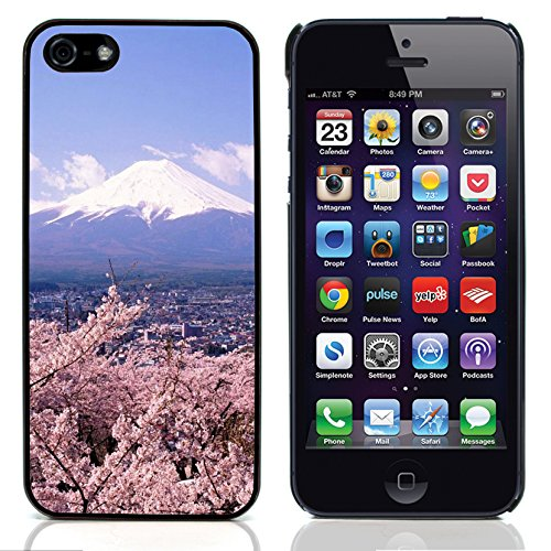 Graphic4You Hong Kong Postkarte Ansichtskarte Design Harte Hülle Case Tasche Schutzhülle für Apple iPhone 5 und 5S Japan #2