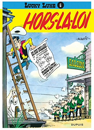 Download Lucky Luke, tome 6 : Hors-la-loi