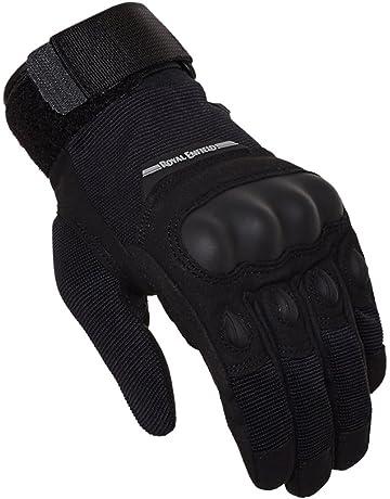 Image result for Royal Enfield Black Polyster Riding Gloves for Men (RRGGLH000053)