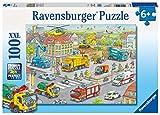 Ravensburger 10558 - Fahrzeuge in der Stadt