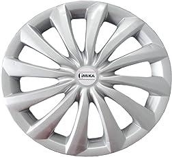 14 Inch Glossy Silver Cimika Wheel Cover For Maruti Suzuki Swift Sedan/Dzire