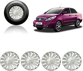 Auto Pearl 15InWC 15-inch Wheel Cover Cap (Set of 4)