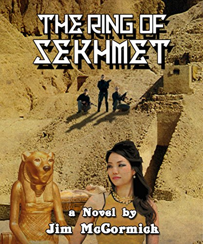 The Ring of Sekhmet (English Edition) (Ring Lorraine)