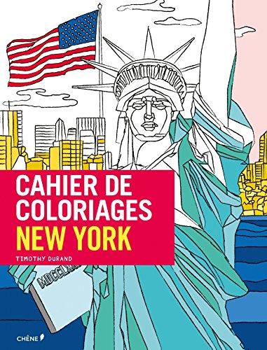 Cahier de coloriages New York