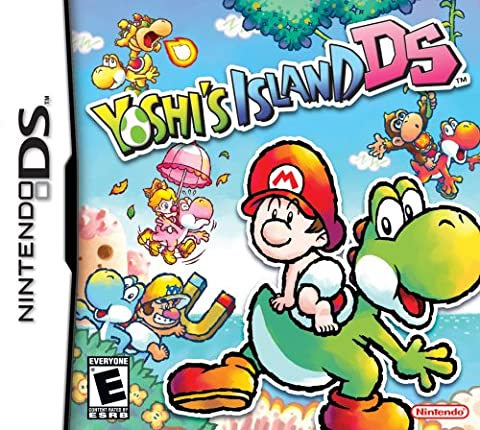 Yoshi's Island DS (Nintendo DS) [import anglais]
