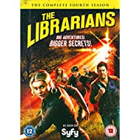 The Librarians - The Complete Fourth Season